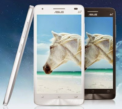Asus Pegasus X002 Budget Android Smartphone